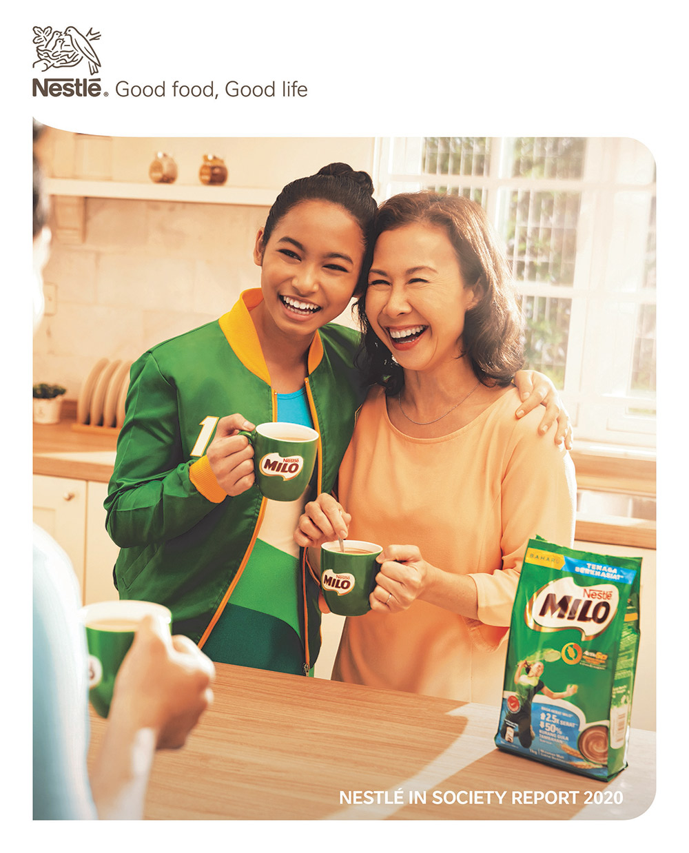 Read our Nestlé in Society report