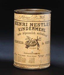 history of nestlé Henri nestlé was born in frankfurt in 1814, and moved to vevey in his twenties, a merchant and small-scale inventor he slowly gravitated towards foods and foodstuffs, experimenting with various recipes for baby-food to help mothers who were unable to breastfeed, and eventually came up with a concoction he called farine lactée, based.