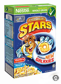 NESTLÉ HONEY STARS | Nestlé Malaysia