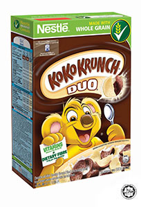 NESTLÉ Koko Krunch Duo
