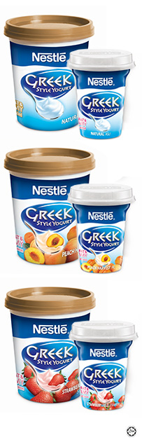 NESTLÉ® Greek