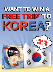 NESCAFÉ Latte Caramel Contest