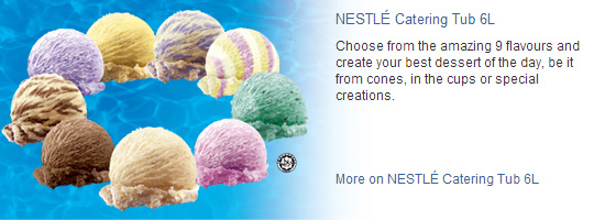 global ice cream nestle goes on the attack A spokesperson from nestle told a+m that the appointment will be from 1 january 2019 onwards nestle's last media review for malaysia and singapore was conducted in 2013 in march, nestle malaysia reappointed society to manage digital duties for milo, nestle ice cream and nestle breakfast cereals.