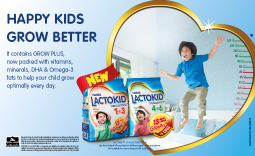 Nestlé LACTOKID™ Formulated Milk Powder for Children