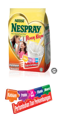 NESPRAY Full Cream