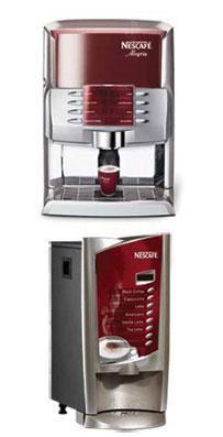 Beverage Machines Hot Nestlé Malaysia