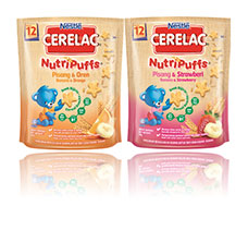 CERELAC NutriPuffs