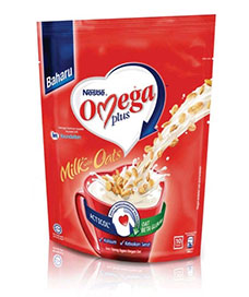 NESTLE OMEGA PLUS Milk with Oats
