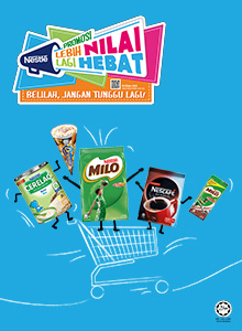 Save More With Nestlé Lagi Nilai Lagi Hebat Promotion!