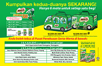 Program Penebusan Beg MILO BUDDY