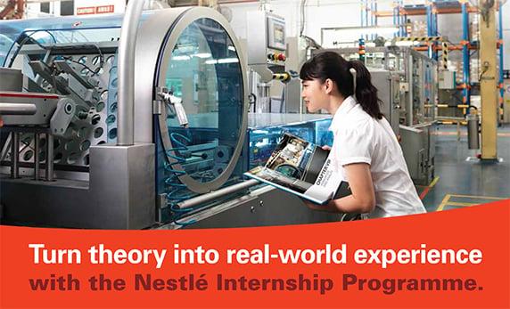 Internship | Nestlé Malaysia