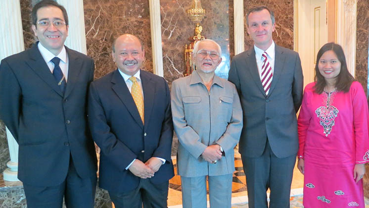 Fostering Relationship for Better Growth between Nestlé Malaysia and Sarawak