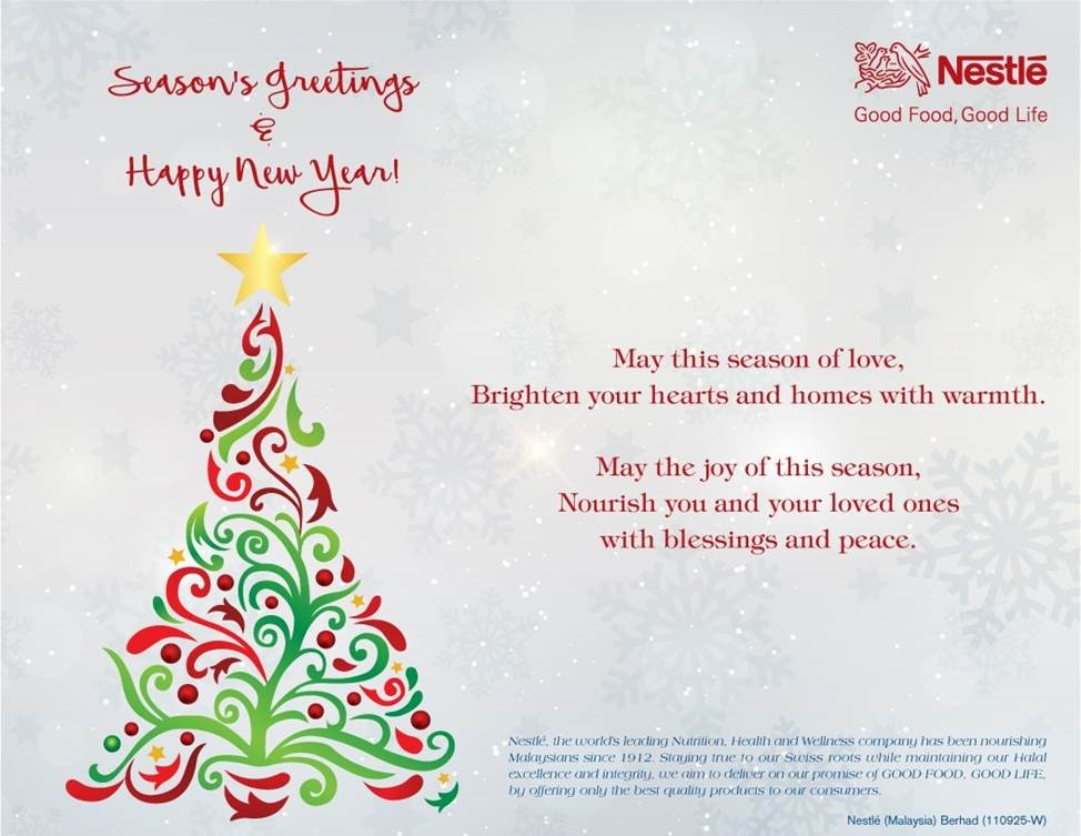 Holiday Card Messages