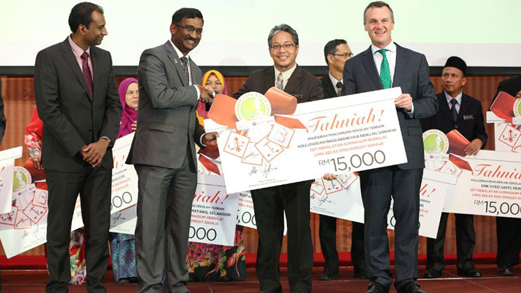 Nestlé Joins Hands with Ministry of Education