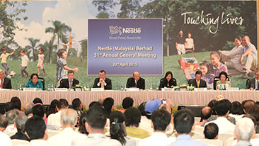 Nestlé Records Solid Growth In Fy2014 Driven By Domestic Business