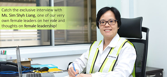 Nestlé Women in the Workforce: Sim Shyh Liang, Factory Manager, Batu Tiga Factory