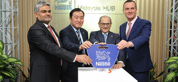 Nestlé Launches Global Procurement Hub in Malaysia