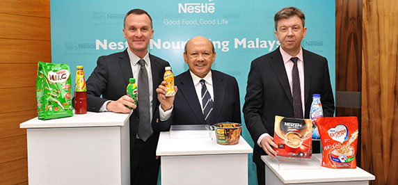 Nestlé Committed to Continue Nourishing Malaysians in 2018