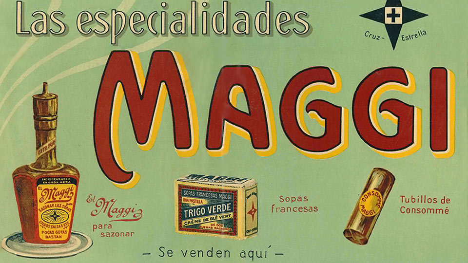 The magic of MAGGI