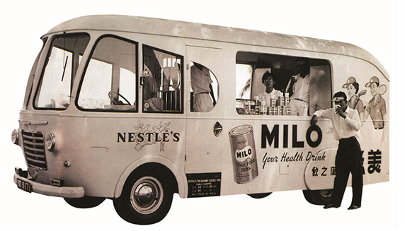 1934: Meet the MILO Supermen Who Inspired Our Super Brand