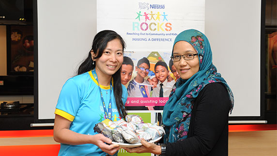 Nestlé ROCKS: Paying It Forward this Ramadhan