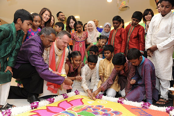 Nestlé Lights up the Lives of Employees and the Underprivileged this Deepavali