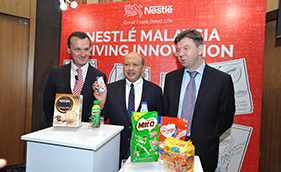 Nestlé Continues to Deliver Good Growth for First Half Despite Headwinds