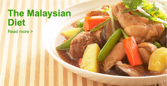 The Malaysian Diet