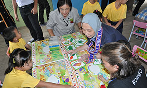 NESTLÉ AND RALEIGH COLLABORATE AGAIN TO ENHANCE RURAL DEVELOPMENT IN SABAH