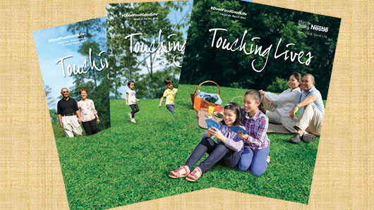 Nestlé (Malaysia) Berhad has published our 2014 Annual Report