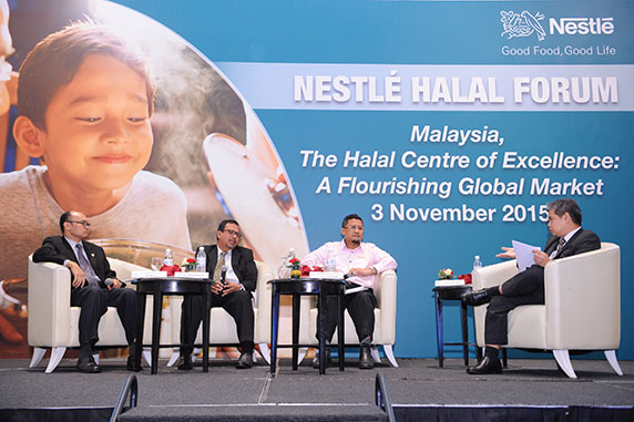 Nestlé Halal Forum Promotes Malaysia as Global Hub