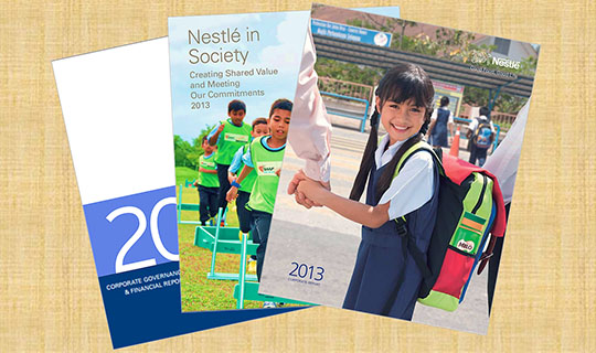 Nestlé (Malaysia) Berhad has published our 2013 Annual Report