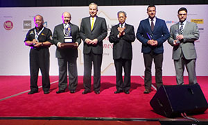 Nestlé Malaysia received the Halal Excellence Award 2014