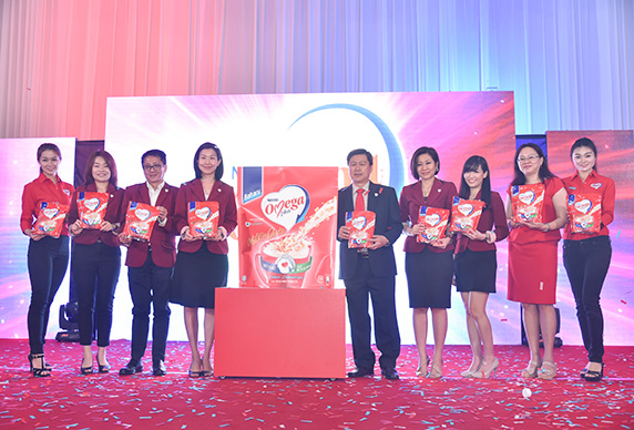Nestlé Launches New NESTLÉ OMEGA PLUS MILK WITH OATS