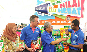 Nestlé Rewards Consumers with Irresistible Value In Biggest Promotion Ever