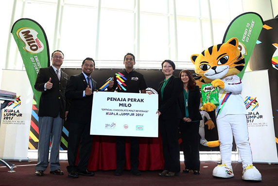 MILO Fuels Stronger Sporting Nation with Kuala Lumpur 2017