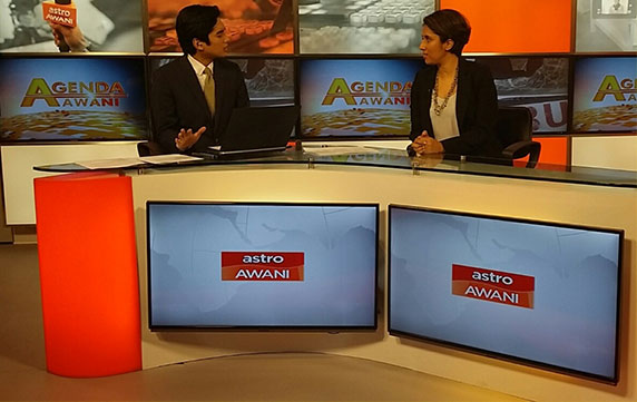 Nestlé's stand on Gender Diversity - Catch the exclusive Astro Awani Interview with Uzma