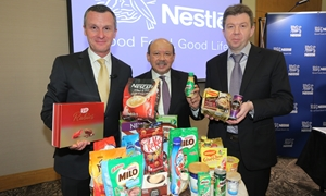 Nestlé Resilient in Tough Times