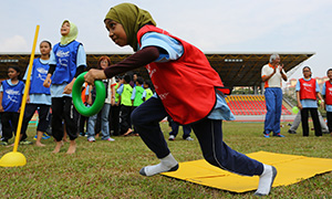 Nestlé and The Malaysia Athletics Federation; A Healthy Partnership to Nurture Young Athletes
