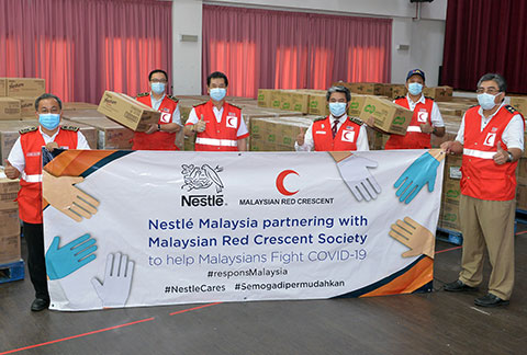 Nestlé helps 200,000 Malaysians with COVID-19 relief effort worth RM15 million