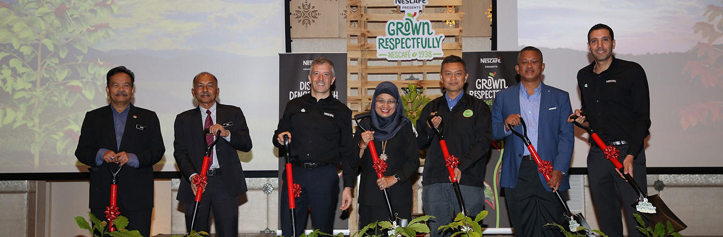 Nestlé Malaysia Launches 'Grown Respectfully' Programme
