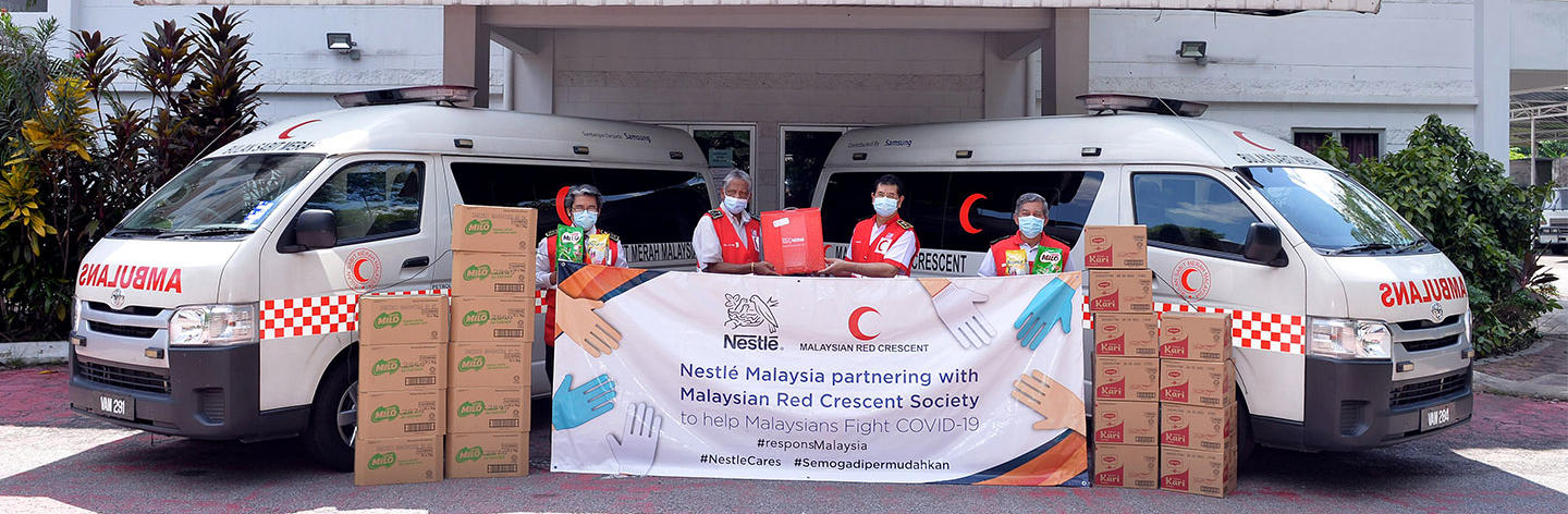 Nestlé helps 200,000 Malaysians with COVID-19 relief effort worth RM15 mil