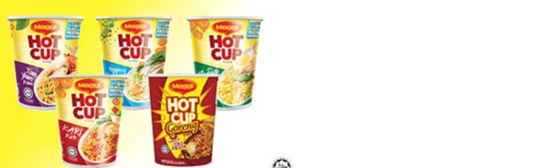 MAGGI<sup>®</sup> HOT CUP<sup>™</sup>