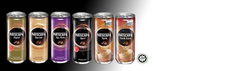 NESCAFÉ<sup>®</sup> CANS
