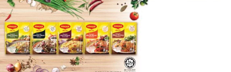 MAGGI<sup>®</sup> Recipe Mixes