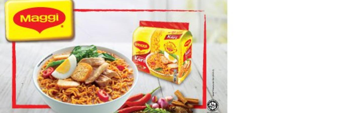 MAGGI<sup>®</sup> 2-Minute Noodles