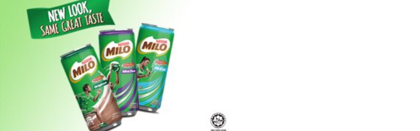 MILO Can