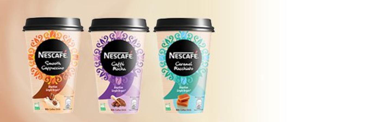 NESCAFÉ<sup>®</sup> Cup