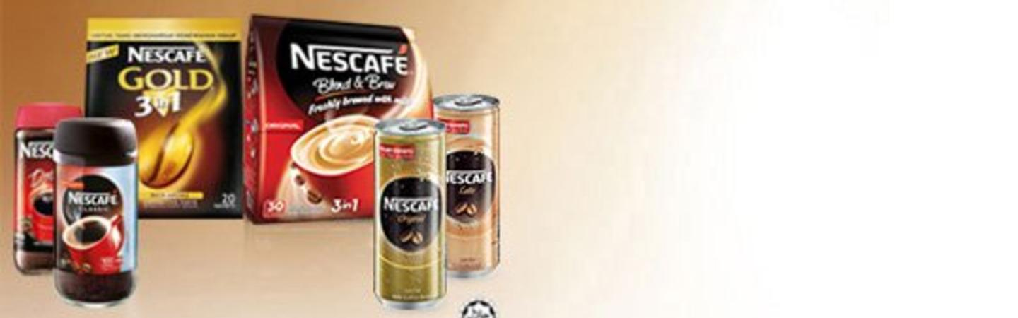 Great days begin with NESCAFÉ